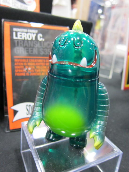 Leroy by Invisible Creature