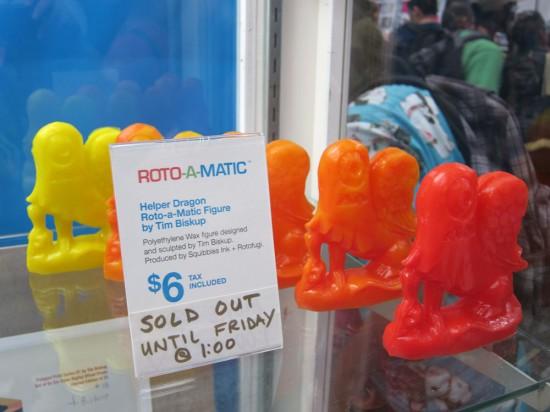Roto-a-Matic Helper Dragons