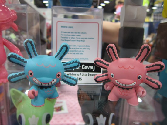 Wooper Looper custom Dunnys by Gary Ham