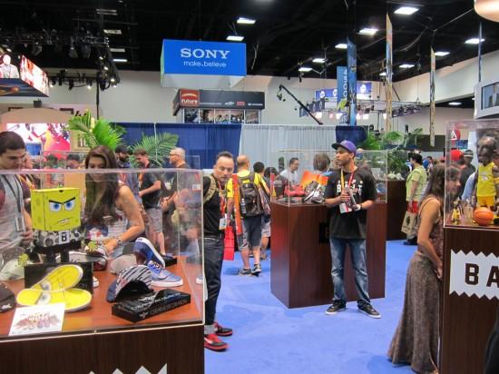BAIT at Comic-Con 2012