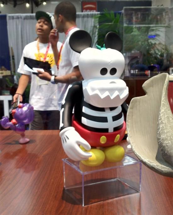 Skull Kun Mickey by Bounty Hunter
