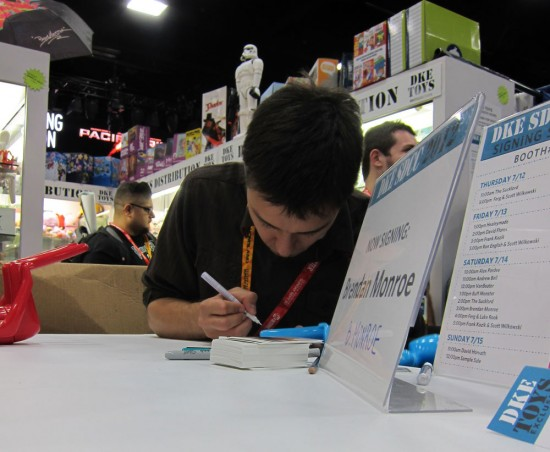 Figment signing