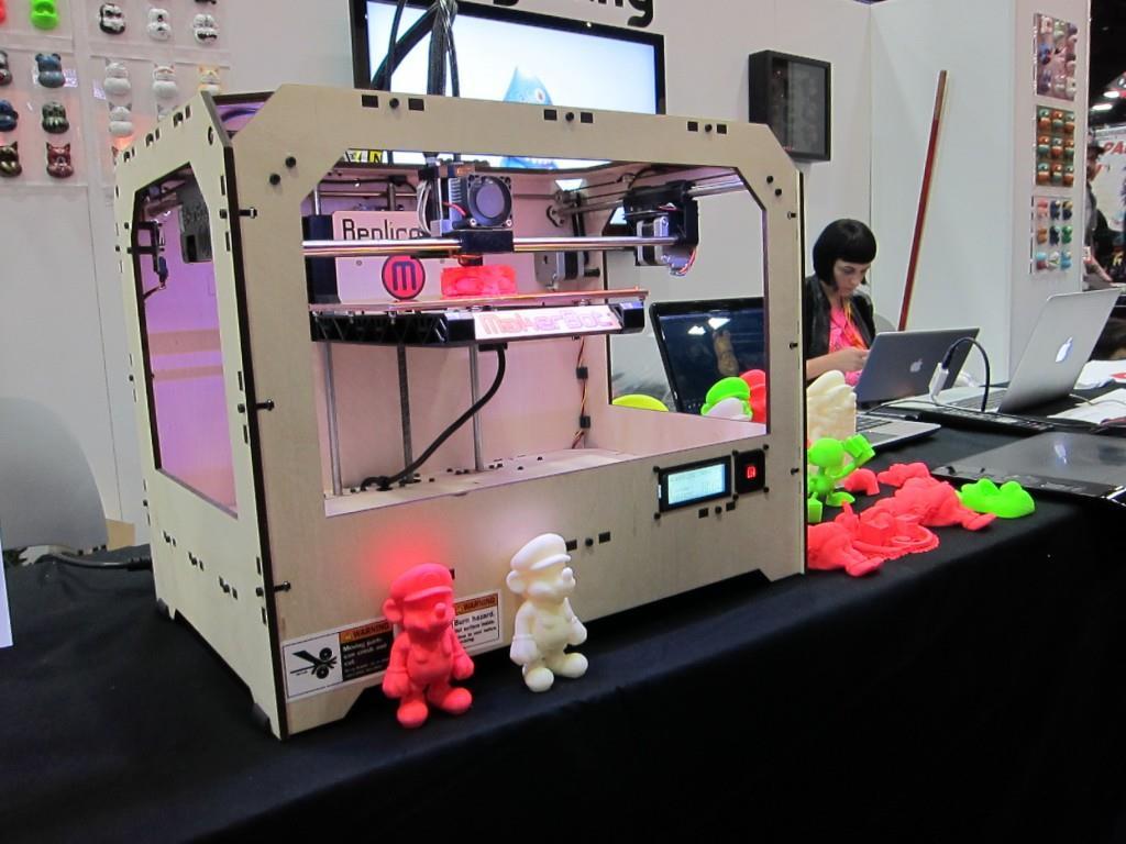 MakerBot and DIY Designer Toys?