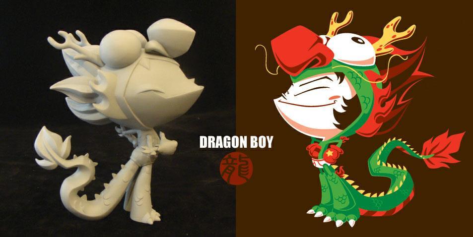 Dragon Boy by Martin Hsu x VTSS