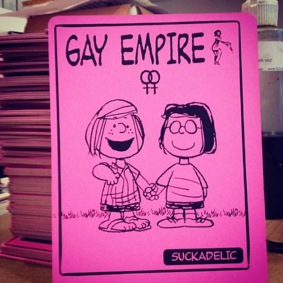 Gay Peanuts