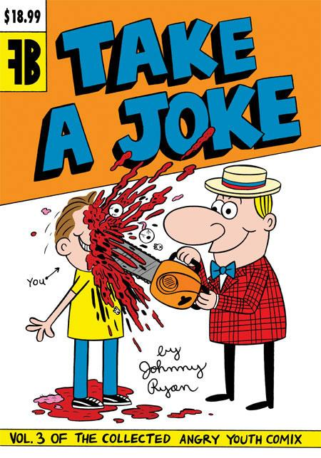 Take a Joke by Johnny Ryan