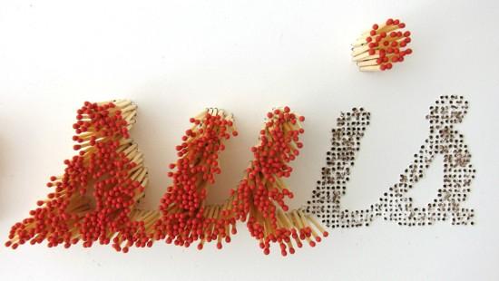 Le Pyromane by Ali Cherri