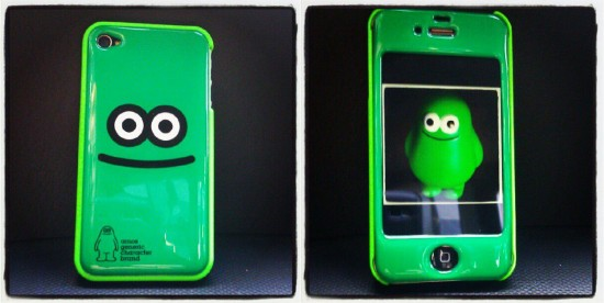 Amos Generic Character Brand iPhone Cover