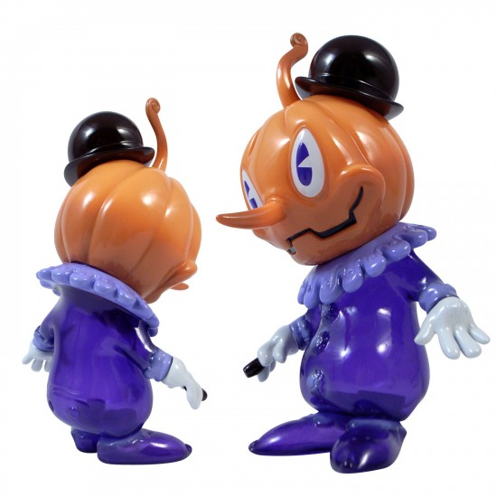 Stingy Jack sofubi by Brandt Peters x Tomenosuke