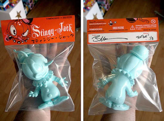 Stingy Jack (test pulls) by Brandt Peters x Tomenosuke