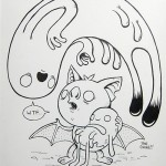 David Chung's Batsoid Finds a Ghost Bibi