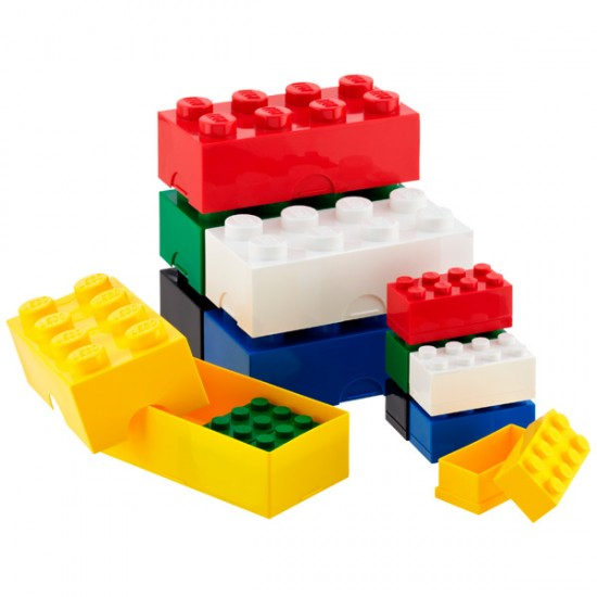 Lego Bricks Storage Boxes