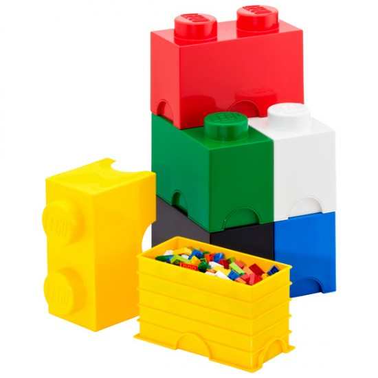 Lego Brick Storage Boxes