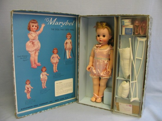 Marybel doll by Madame Alexander