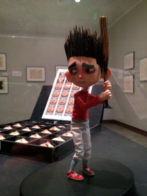 ParaNorman by LAIKA at The Cartoon Art Museum