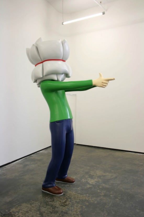 """Pillow Man"" by Fredrik Raddum"