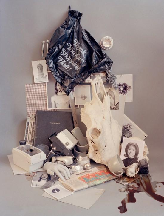 Accidental Archives by Sara Cwynar