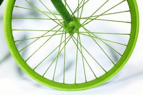 Botanical Bicycle by Azuma Makoto