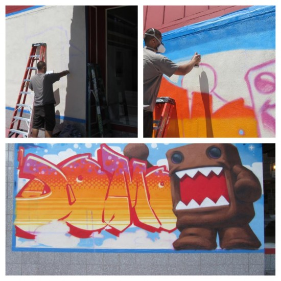 Domo Wall in San Francisco