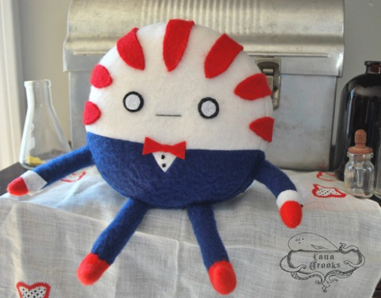 Peppermint Butler by Lana Crooks