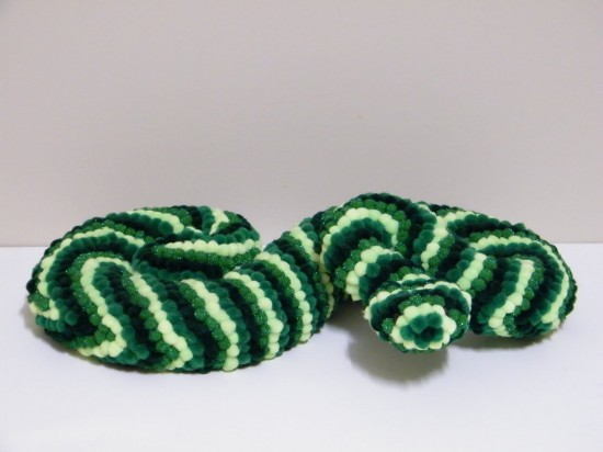 Untitled snake (2011) by Troy Emery
