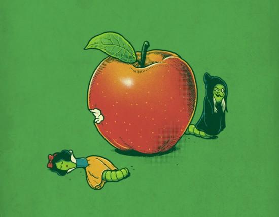 Apple Worm © Ben6835