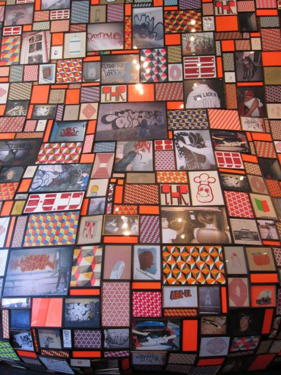 Barry McGee retrospective at BAM 2012