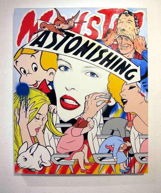 Astonishing Monster by Ben Frost