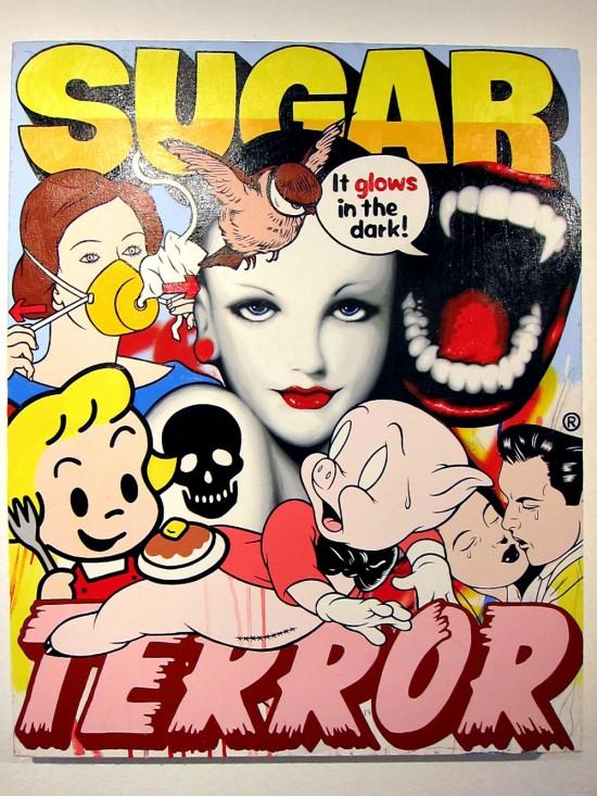 Sugar Terror by Ben Frost