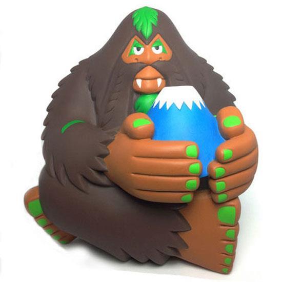 Fujisan by Bigfoot and Dragatomi