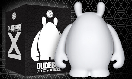 Dudebox DIY Dude toy