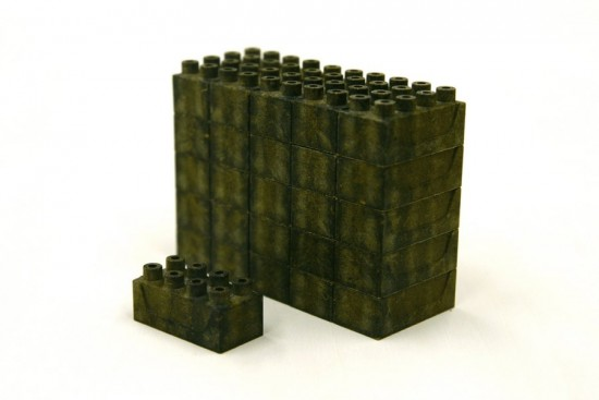 Earth Blocks: eco-friendly building blocks