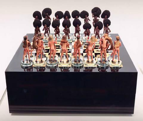 Jake and Dinos Chapman, Chess Set (2003)
