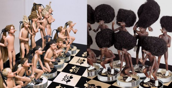 Jake and Dinos Chapman, Chess Set (2003)