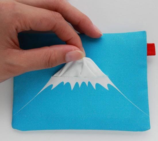 Mount Fuji Tissues