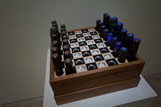 Paul Fryer, Chess Set (2008)