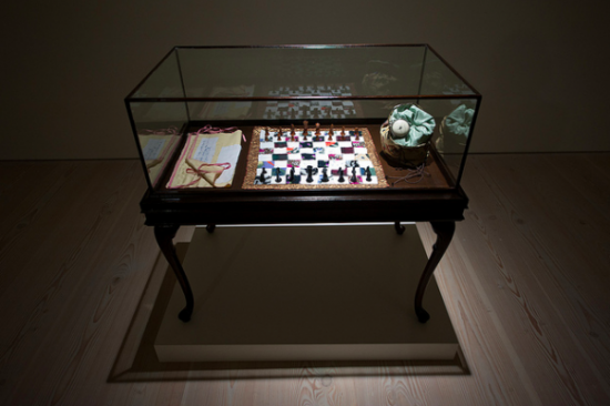 Tracey Emin, Chess Set (2008)