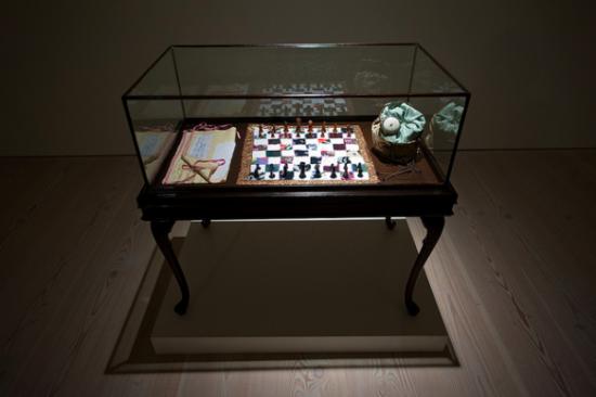 Tracey Emin, Chess Set (2008)