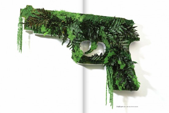 Jungle Gun by Vegetal Identity