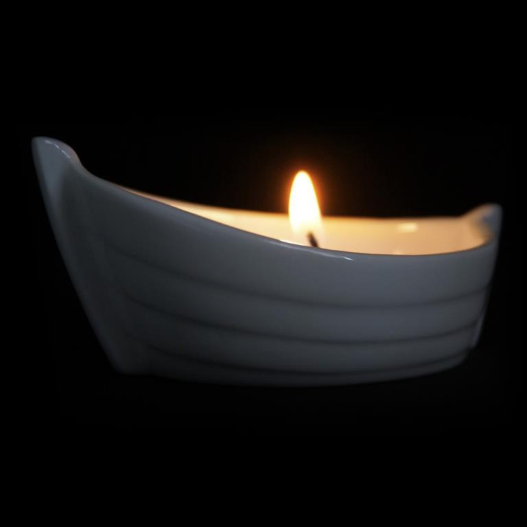 Dream Boat porcelain by Sergey Safonov