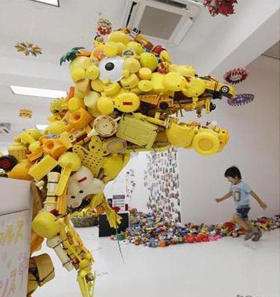 Kaeru by Hiroshi Fuji