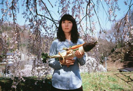 Simmered Vegetable Weapon (Fukushima, 2011) © Tsuyoshi Ozawa