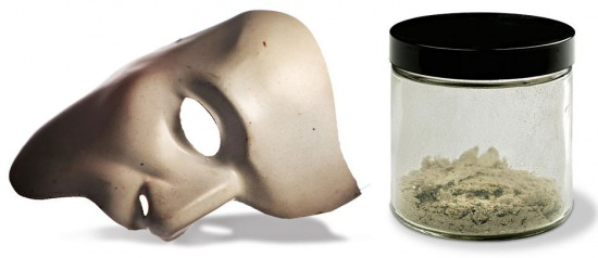 The Phantom's Mask (1988) and 9/11 Dust (2011)