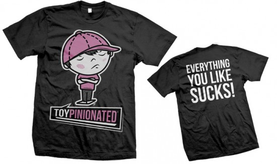 Toypinionated T-shirts