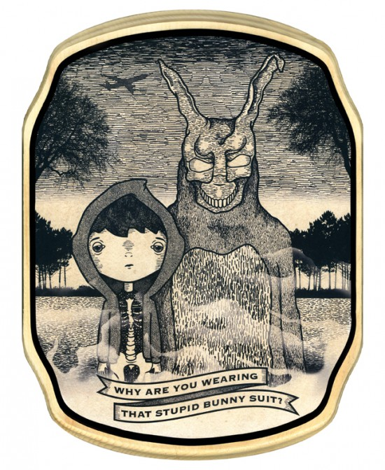 Donnie Darko prints by Yosiell Lorenzo