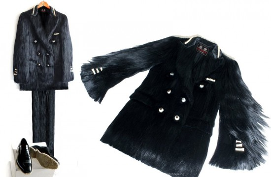 Apex Predator Coat by Fantich and Young