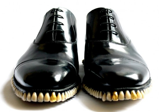 Apex Predator Shoes by Fantich and Young