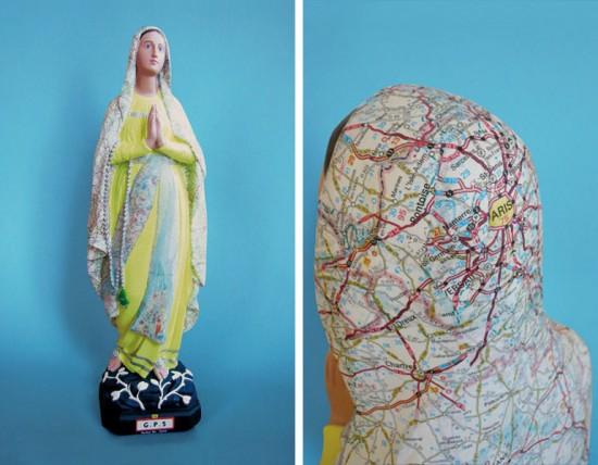 GPS Mary © Soasig Chamaillard