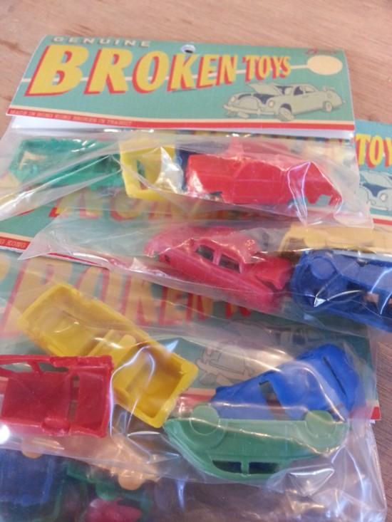 Joseph Edwards art toys