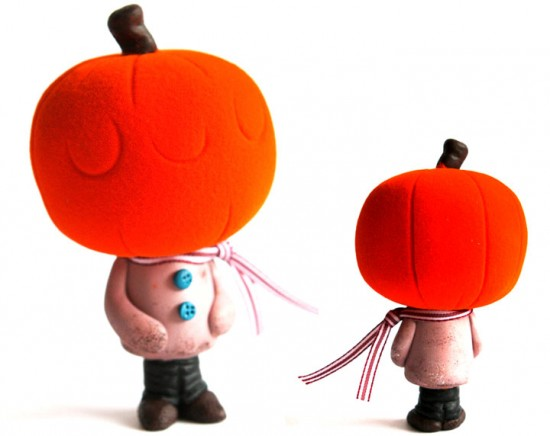 Hugo Shortpants (flocked) by Umetoys